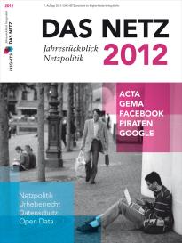 Das Netz 2012 - Cover