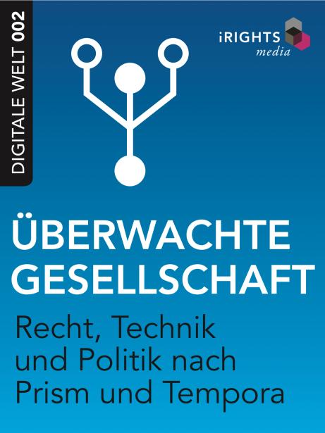 Überwachte Gesellschaft_Cover